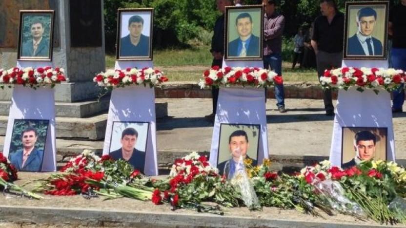 Pro-russiske separatister dræber kristne