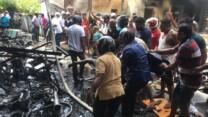 Hjælp til selvhjælp til ofrene i Sri Lanka