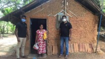 Interview: Kirker uddeler covid-19 nødhjælp i Sri Lanka