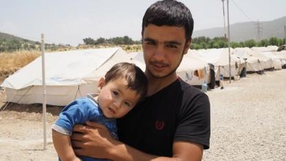 """Syrere: """"Uden jeres hjælp ville vi ikke have overlevet"""""""