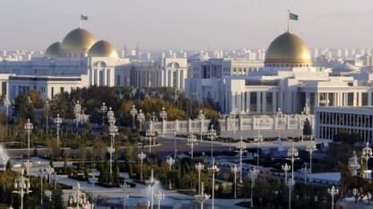 Turkmenske kristne ses som landsforrædere