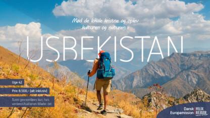 Efterårsrejse til Usbekistan