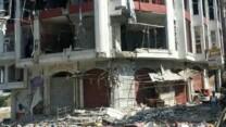 Kirken er blevet tredoblet siden krigen brød ud