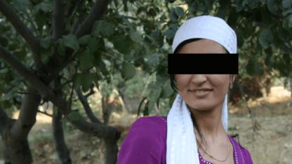 Zarina, der blev truet på livet af sin mand, er ikke længere bange.