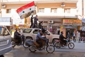 Syrian uprise