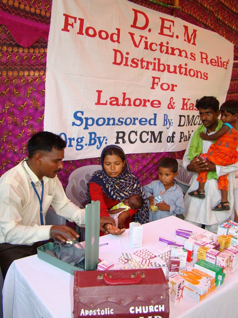 06 b High Resolution Picture (when did help in Lahore Kasur) - 2