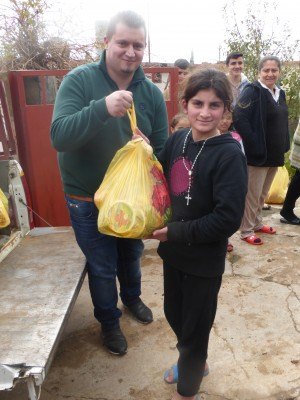 4a Irakiske flygtninge får hjælp