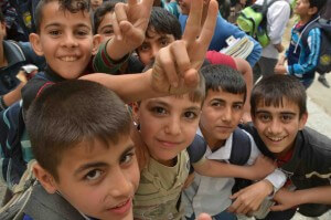 4c Skolegang sikrer at kristne kan få en fremtid i Syrien - Kopi