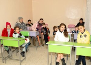 5c - Syriske skolebørn