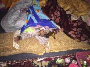 7a Lille dreng kan sove