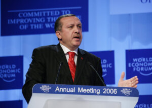 The New Comparative Advantages: Recep Tayyip Erdogan, Prime Minister of Turkey