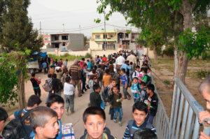 Syrien skolebørn2