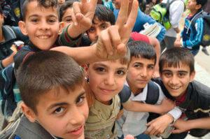 Side 7a Skolegang i Syrien