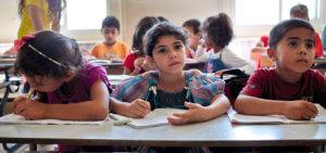 Side 7b Skolebørn i Syrien