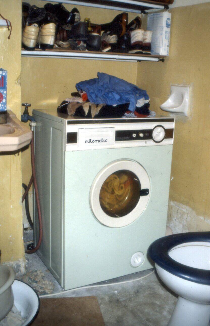 Dansk Europamissions givere gav 100 vaskemaskiner til nødlidende kristne familier i Rumænien.