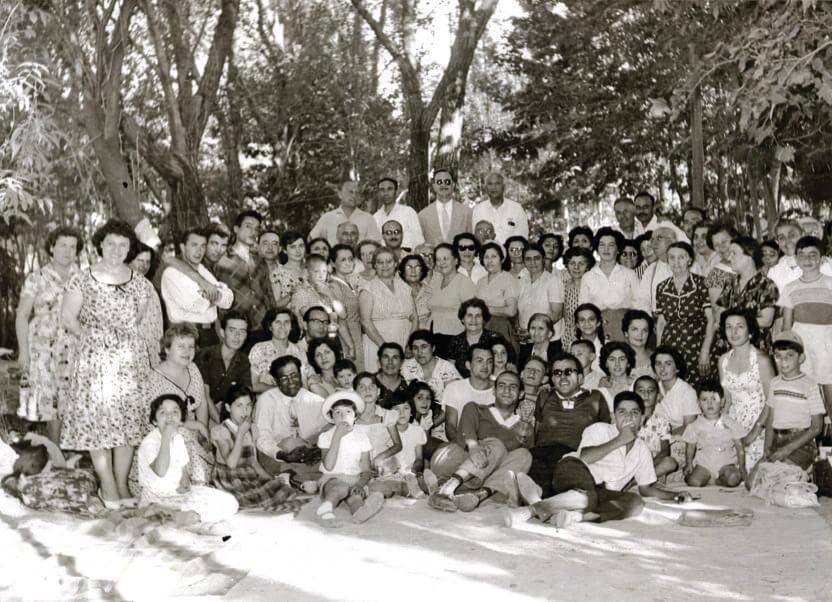 Iranske kristne før 1979.