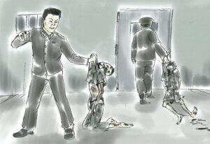 Nordkorea - Forfulgte kristne - fangelejre